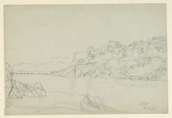 View of Attock (Punjab). 1 March 1860